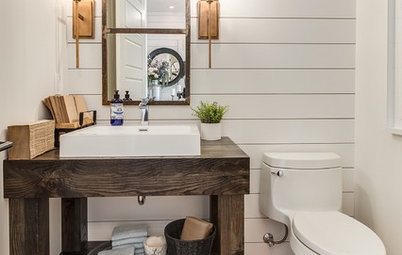 New This Week: 3 Powder Rooms, 3 Winning Styles