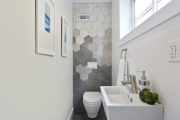 Modern Cloakroom by PROYECTO