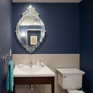 Astonishing Small Bathroom Color Ideas Houzz Download Free Architecture Designs Xaembritishbridgeorg