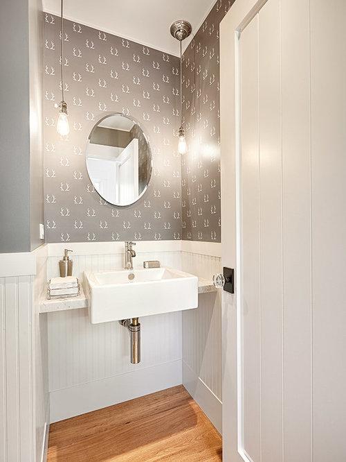 farmhouse bath design ideas pictures remodel decor. Black Bedroom Furniture Sets. Home Design Ideas