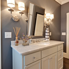 traditional bathroom by Blake Shaw Homes, Inc
