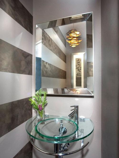 amazing amazing modelo de aseo minimalista con sanitario de una pieza y lavabo encastrado with modelos de cuartos de bao with cuartos bao modernos with - Imagenes De Cuartos De Bao