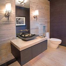 Contemporary Bathroom by W Design Interiors