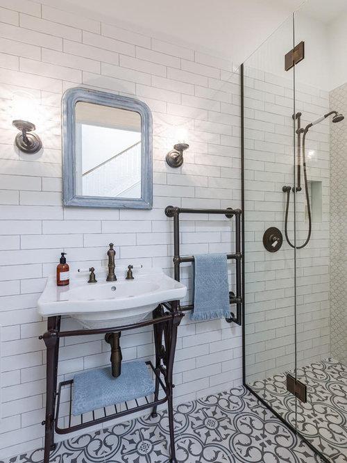 g stetoilette g ste wc mit metrofliesen ideen f r g stebad und g ste wc design. Black Bedroom Furniture Sets. Home Design Ideas