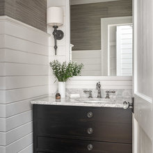 Backup Shiplap Powder Rooms