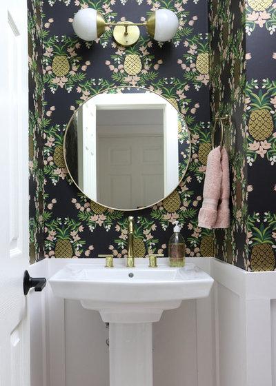 Powder Room by Kristin Laing