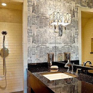New York Inspired Guest Bath