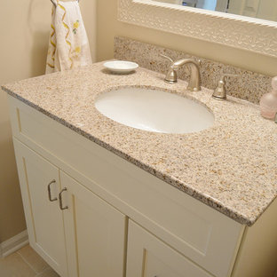 Nice West Chester Townhome Kitchen and Powder room remodel for under 36K