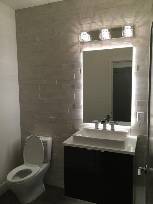 g stetoilette g ste wc mit quarzit waschtisch und aufsatzwaschbecken ideen f r g stebad und. Black Bedroom Furniture Sets. Home Design Ideas