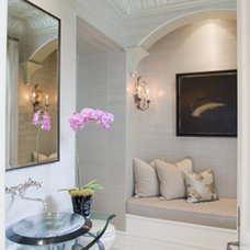 Powder Room by Shannon Connor Design, Inc.