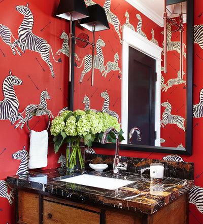 Nyklassisk Toalett by Urrutia Design