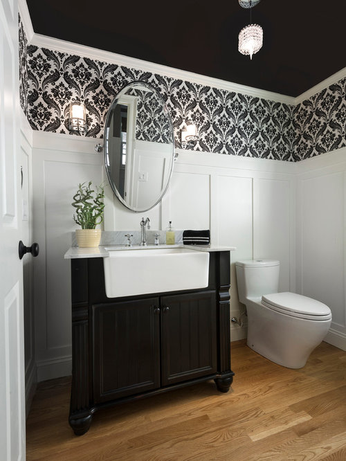 g stetoilette g ste wc mit quarzit waschtisch ideen f r g stebad und g ste wc design houzz. Black Bedroom Furniture Sets. Home Design Ideas