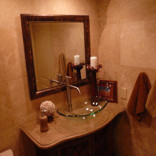 Orange, ca master bathroom