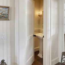 Traditional Powder Room by Millennium Doors