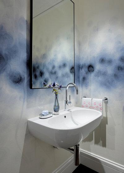 Современный Туалет by JKA Design