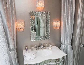 Palatial Bathroom Nob Hill Penthouse