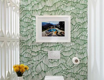 Palm Springs Modern Bathroom