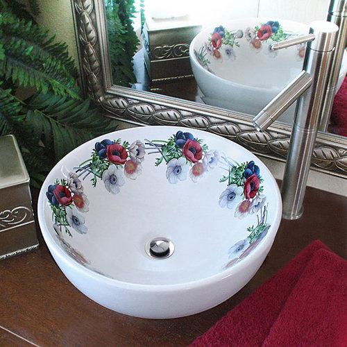 Hand Painted Sinks Australia