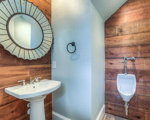 kleine g stetoilette g ste wc mit urinal ideen f r g stebad und g ste wc design houzz. Black Bedroom Furniture Sets. Home Design Ideas