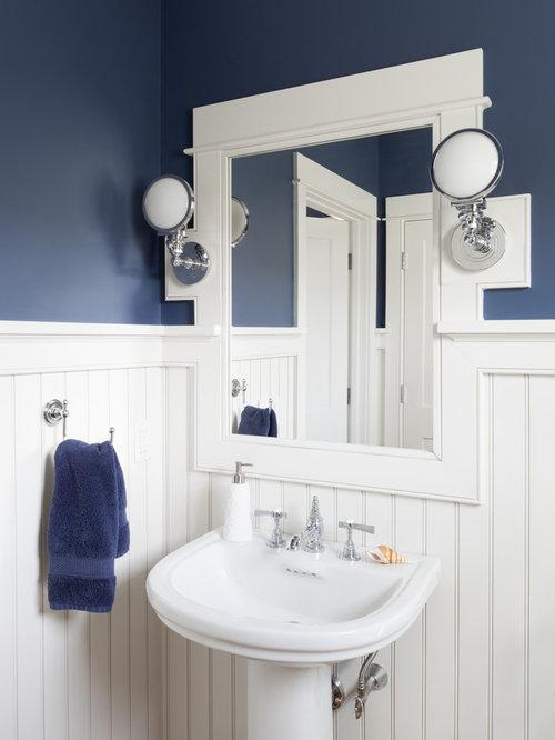g stetoilette g ste wc maritim ideen f r g stebad und g ste wc design houzz. Black Bedroom Furniture Sets. Home Design Ideas