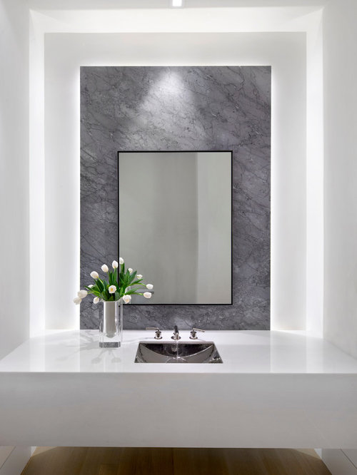 Modern Half Bath Ideas Pictures Remodel And Decor