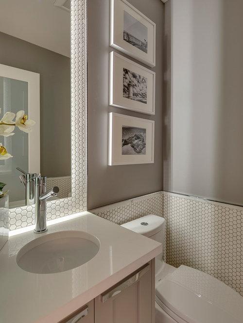 Contemporary powder room design ideas renovations Powder room inspiration