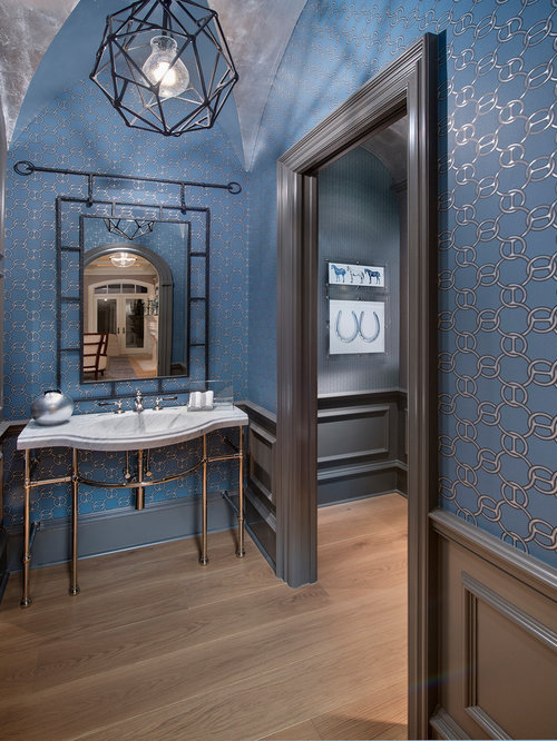 1,009 Beach Style Powder Room Design Ideas & Remodel Pictures | Houzz