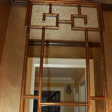 Asian Powder Room by Annie K Designs LLC.