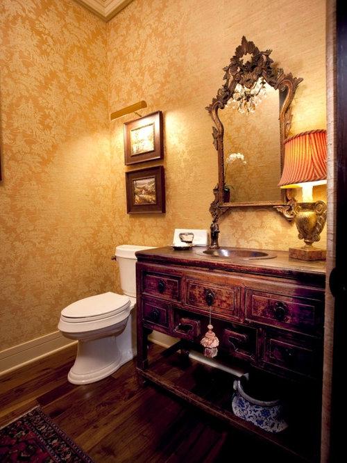 Powder Room Decor: Wall Decor For Powder Room Home Design Ideas, Pictures