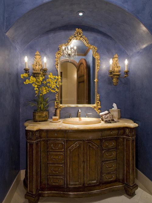 Venetian Plaster Bathroom Houzz