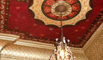 powder bath ceiling