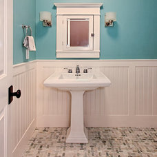 Traditional Powder Room by Tradition Homes
