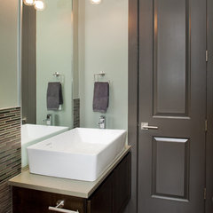 powder room by Design Studio2010, LLC