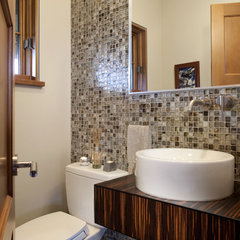contemporary powder room by Forum Phi