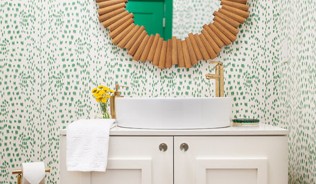 50 Picture-Perfect Powder Rooms
