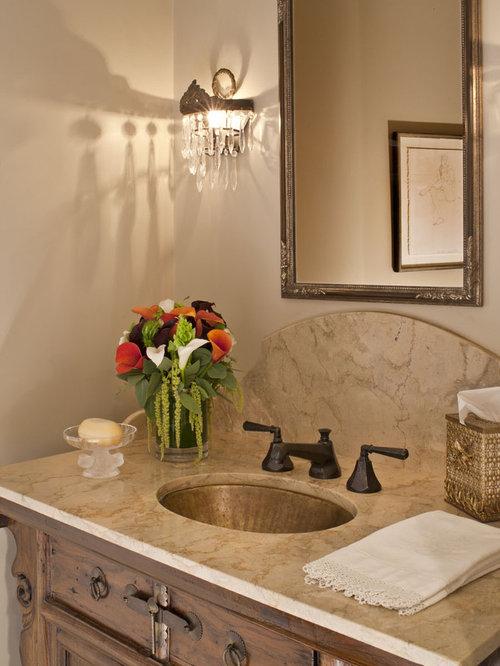 Ideas para aseos dise os de aseos r sticos con lavabo for Aseos rusticos