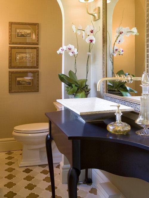 photos et id es d co de wc et toilettes clectiques avec un wc s par. Black Bedroom Furniture Sets. Home Design Ideas