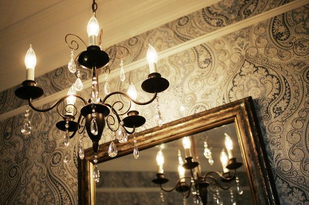 Powder Room by Echelon Custom Homes