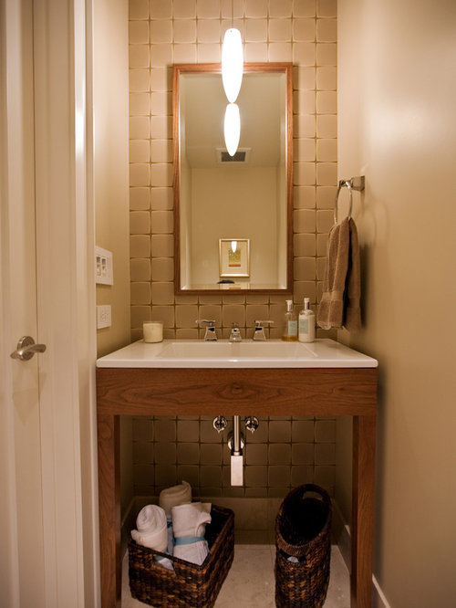 Hallway Bathroom Houzz