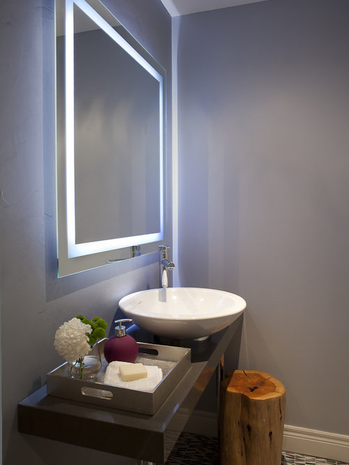 Bathroom Mirror Led led bathroom mirror | houzz