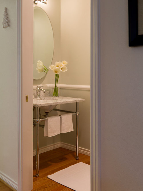 Square Footage For Small Powder Room