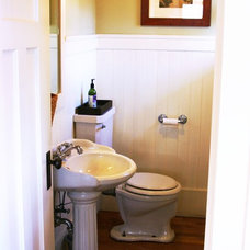 Traditional Powder Room by Michael FitzSimmons Decorative Arts