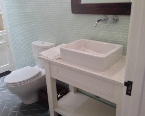 Idee e foto di bagni di servizio moderni - Bagno di servizio ...