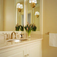 Powder Room by Thomas Rex Hardy, AIA