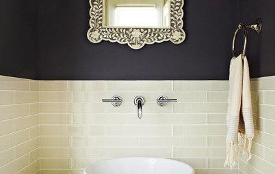 洗面所のおしゃれな鏡の選び方