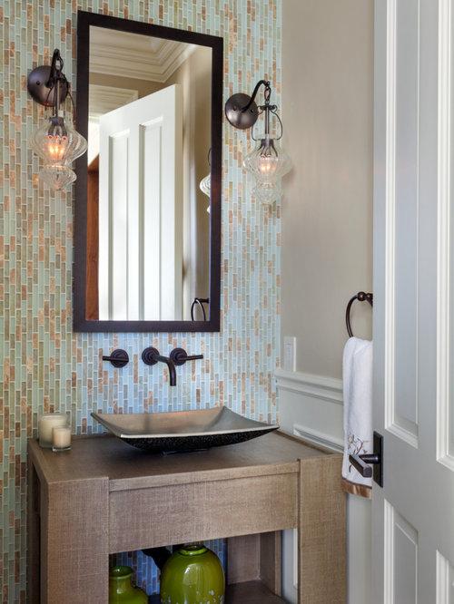 Traditional Powder Room Design Ideas, Remodels & Photos