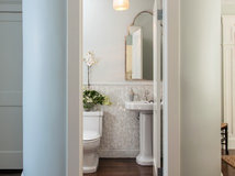 master bedroom measurements  key measurements to help you design a powder room
