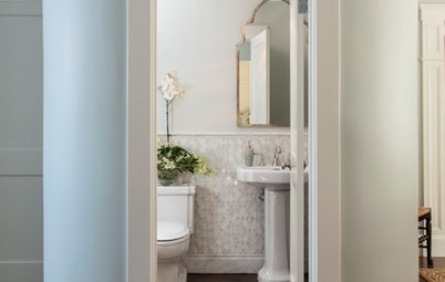 Key Measurements for Designing a Powder Room