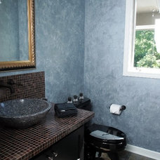 Powder Room by J.S. Brown & Co.