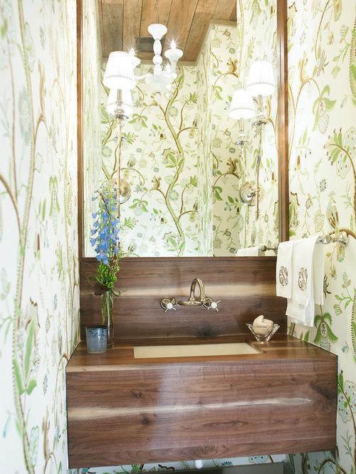 g stetoilette g ste wc mit waschtisch aus holz und unterbauwaschbecken ideen f r g stebad. Black Bedroom Furniture Sets. Home Design Ideas